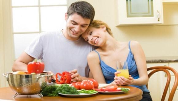 Những thực phẩm giúp tinh trùng khỏe mạnh