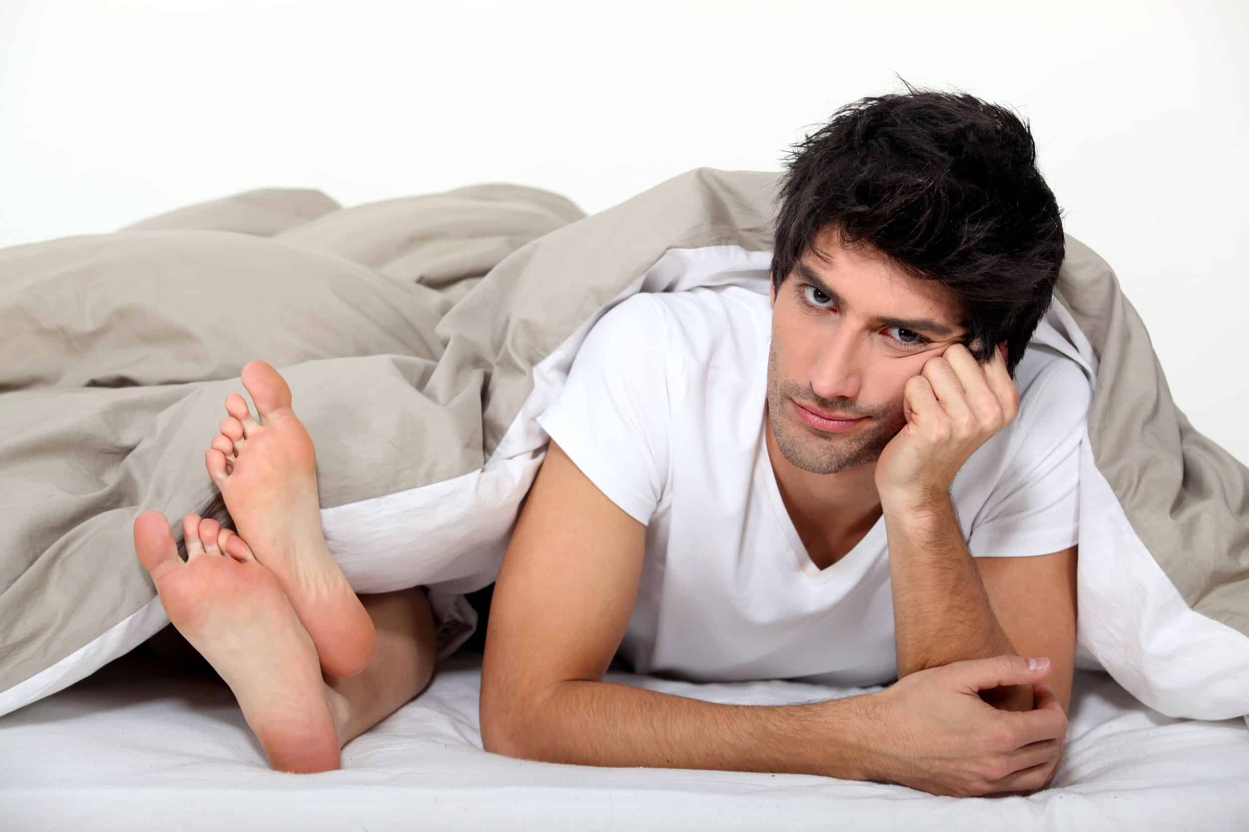 Что не должен делать в постели мужчина с женщиной 9 фотография