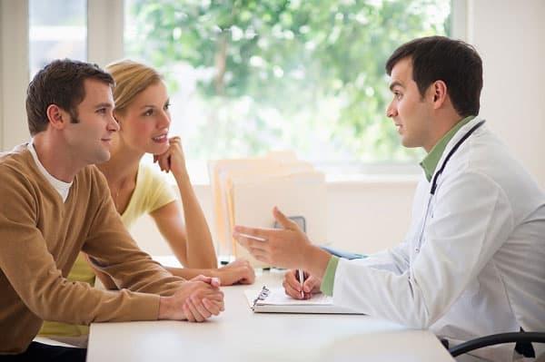 Thăm khám điều trị vô sinh nam
