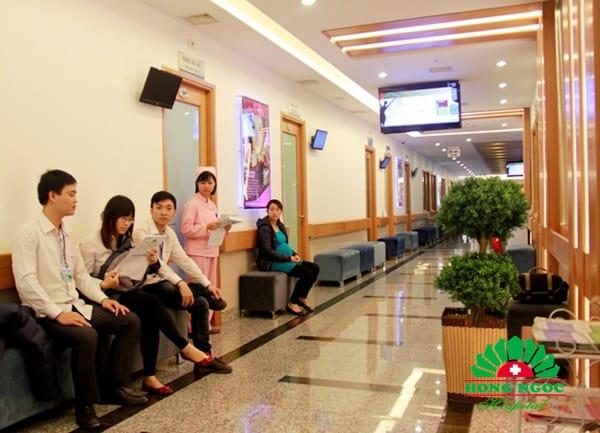 Bệnh viện đa khoa quốc tế Hồng Ngọc Hà Nội mở cơ sở mới ở Long Biên