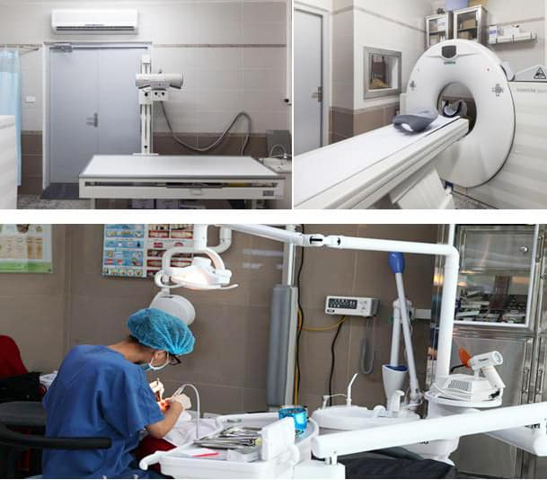 Đánh giá về bệnh viện Hồng Ngọc và cơ sở vật chất