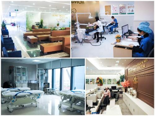 Bệnh viện đa khoa quốc tế Hồng Ngọc Hà Nội khai trương cơ sở ở Long Biên