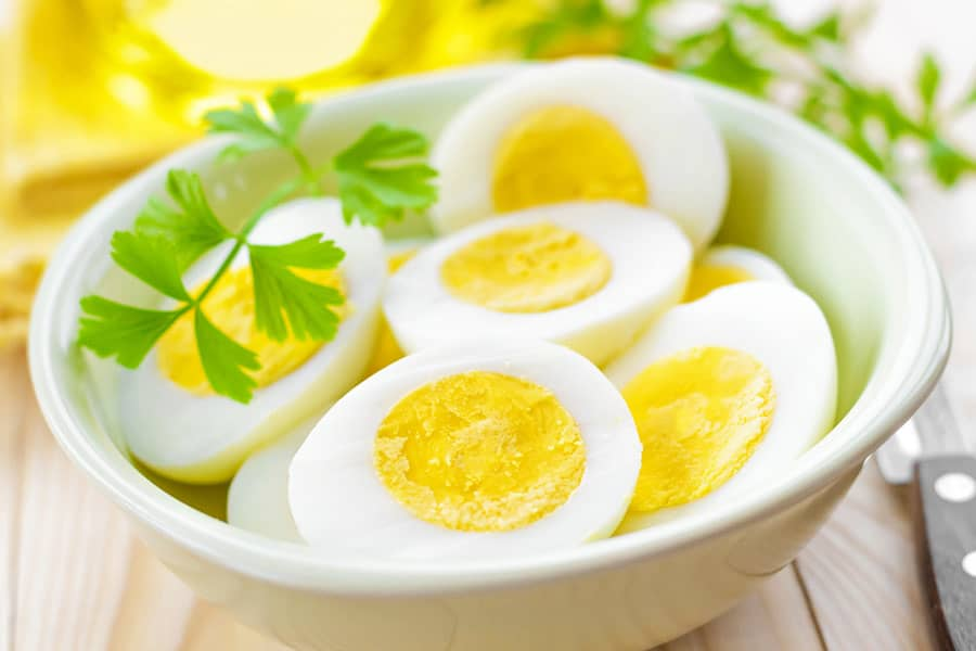 Trứng gà giúp tăng khả năng thụ thai tự nhiên