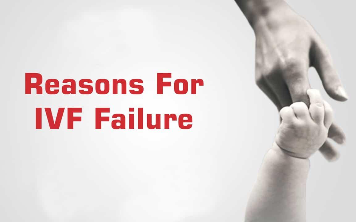 Nguyên nhân khiến điều trị vô sinh bằng IVF thất bại
