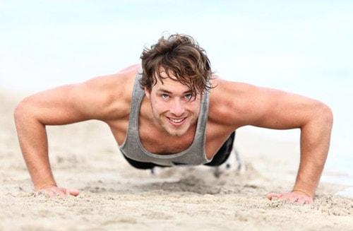 Tập thể dục giúp nam giới cải thiện sinh lý
