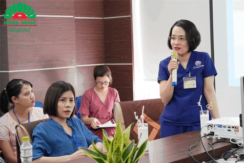 Một buổi tư vấn miễn phí về IVF/ICSI của Trung tâm IVF Hồng Ngọc