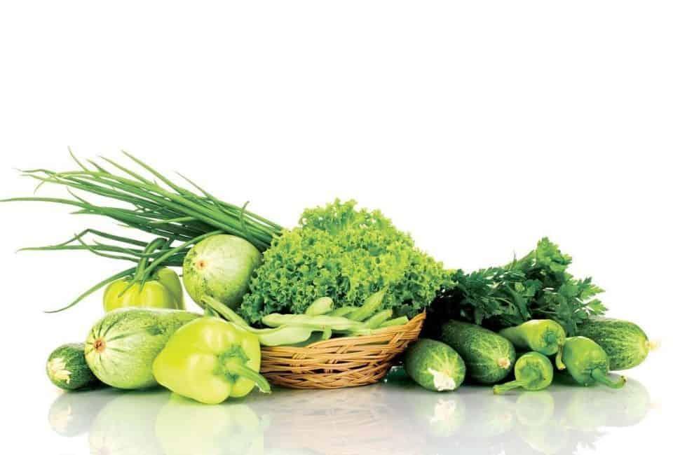 Rau lá xanh là thực phẩm tốt nhất cho sức khỏe sinh sản phụ nữ